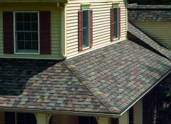 Builders Show Owens Corning Shingles For The Hail Belt