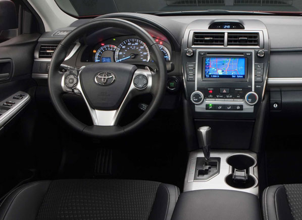 Preview And Pricing 2012 Toyota Camry