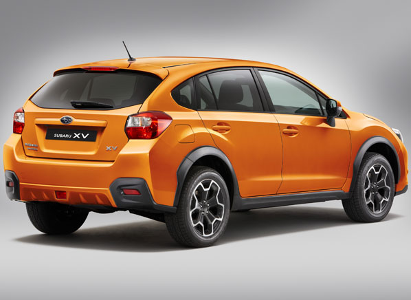 2011 Frankfurt Subaru Xv Concept Previews New Outback Sport