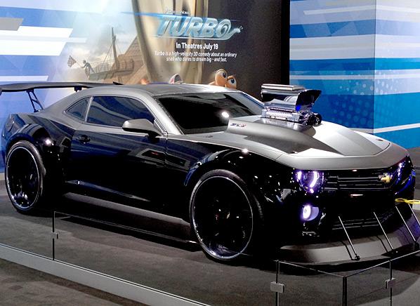 500-hp 2014 Chevrolet Camaro Z/28 declares horsepower war