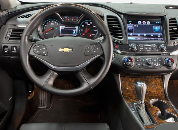 Image Gallery 2014 Impala Cars