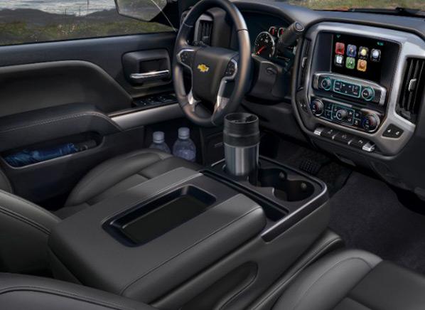 First drive: Redesigned 2014 Chevrolet Silverado pickup ...
