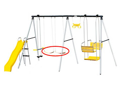swing set reviews consumer reports backyard swing sets recalled for bad seats that can 8418